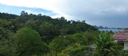View South from Villa for Sale Langkawi